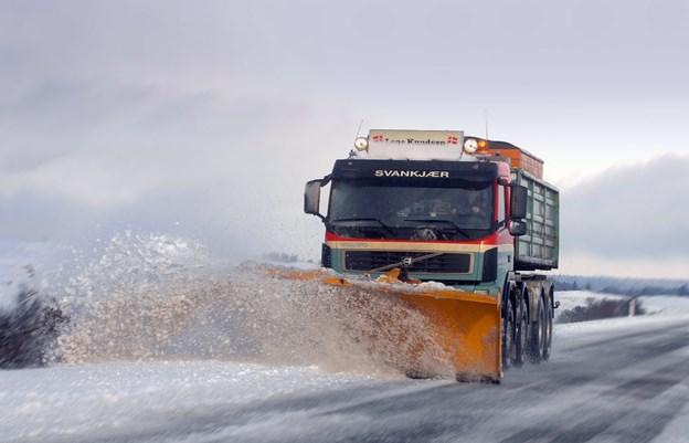 Hvis du undrer dig over manglende snehåndtering, så kan det være ændringen af regulativet hjælper på den sag.