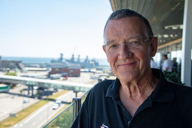 Willy Larsen: Det er gået stærkt med at sælge grundene på Toftegårdsvej. Foto: Kim Dahl Hansen