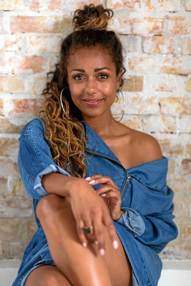 Ida Corr - synger i ALFA i Aars 21. september. PR-foto