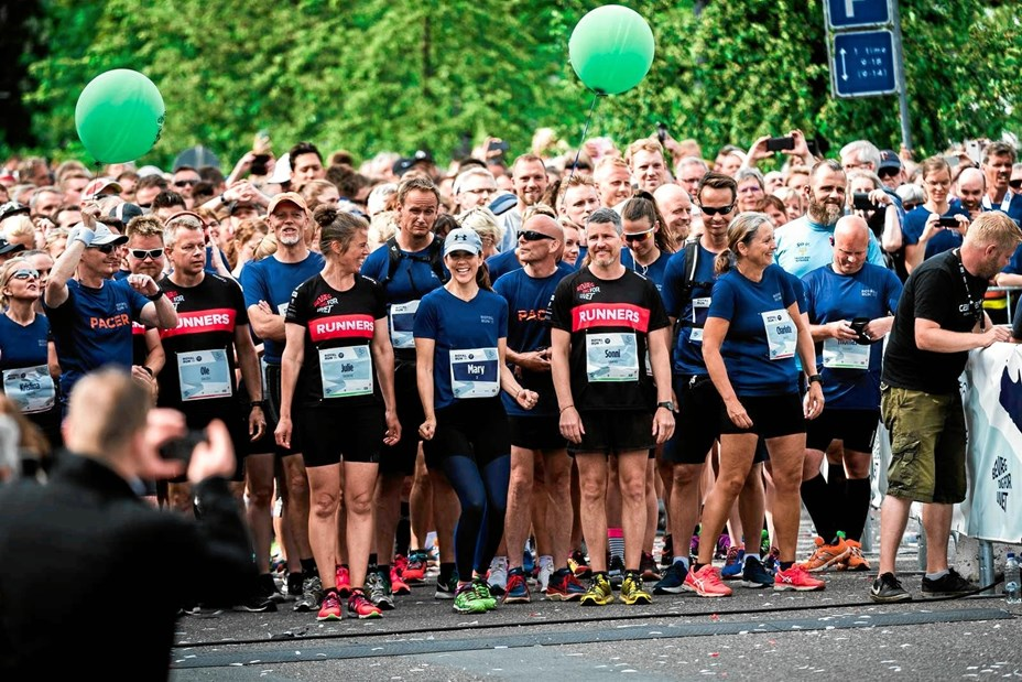 Royal Run kommer igen til byen