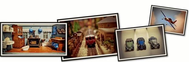 Durup Hallen lægger lokaler til modelmesse den 6. april. PR-foto.