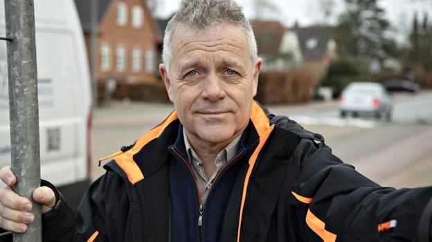 Kristian Brogaard fylder 60 år 6. august. Arkivfoto: Kurt Bering