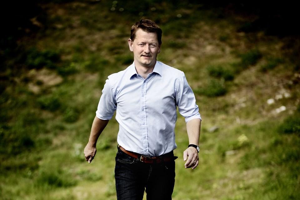 Ritzau og Jens Hukiær