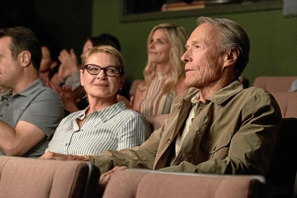 """Clint Eastwood spiller hovedrollen i """"The Mule"""".  PR-foto"""