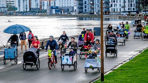 Luft din ladcykel på lørdag, lyder opfordringen fra Cyklistforbundet. Foto: Cyklistforbundet