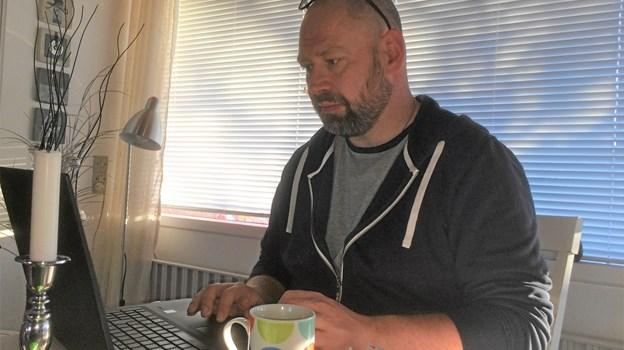 Kalle Meyer Vestergaard er klar til instruktøropgaven.