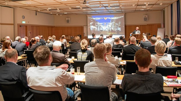 FREDERIK holder debatmøde om detailhandles vilkår på Scandic The Reef. Efter debatmødet er der ordinær generalforsamling.