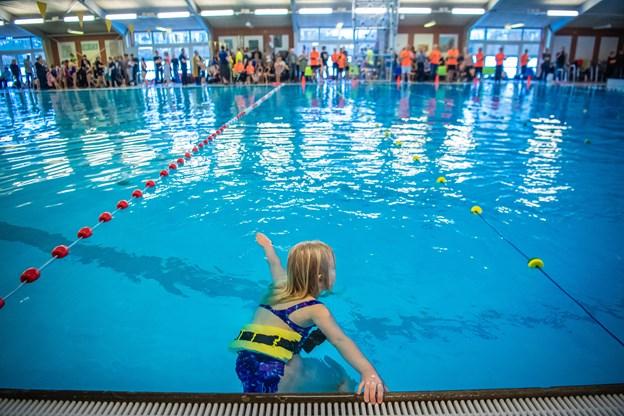 Svømmeklubben BSK08 har modtaget 72.095 kroner fra DIF og DGI's foreningspulje - en lang række andre foreninger har også fået støtte. Arkivfoto: Martin Damgård