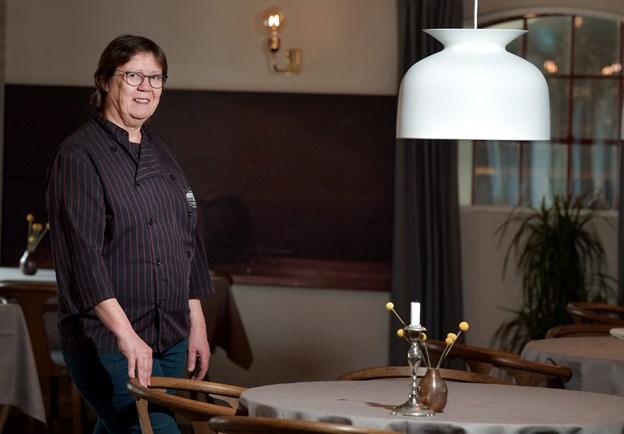 Lene Bidstrup har siden 1991 stået for driften af Hotel Bramslevgaard. Torben Hansen