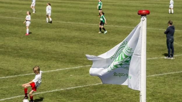 544 hold deltager i år i Nørhalne Cup. Arkivfoto: Martin Damgård