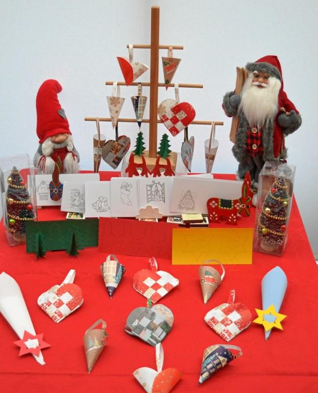 Bestyrelsen og de frivillige på Arkivet håber at rigtig mange vil møde frem til en hyggelig julestue på det gamle arkiv. Foto: hhr-freelance.dk