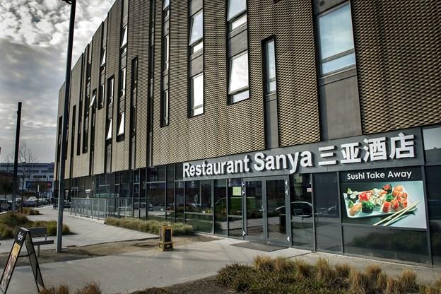 Restaurant Sanya er et af de steder, som er kendt for deres billige buffet. Arkivfoto: Lars Pauli