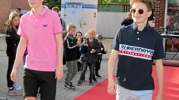 Tøj til de unge og friske. Flemming Dahl Jensen