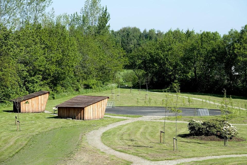 Biersted Landsbyråd har blandt andet været initiativtagere til Den Grønne Kile i byen. Arkivfoto: Henrik Bo
