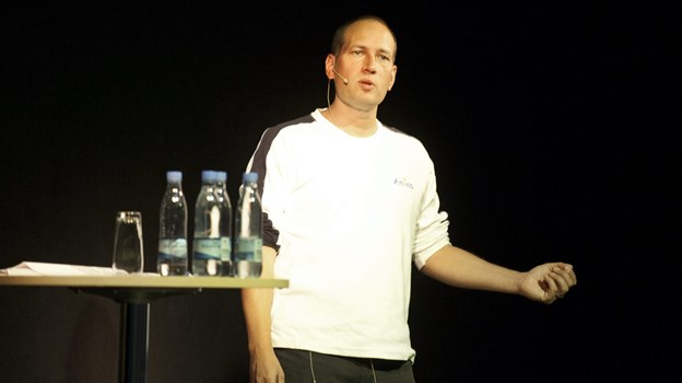 Den kendte iværksætter Martin Thorborg står bag undersøgelsen af iværksætteri fordelt på kommuner.