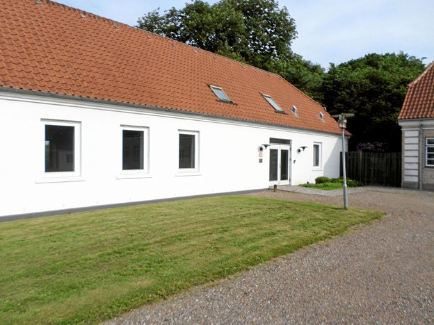 Konfirmandstuen i Gunderup er onsdag 13. februar klokken 19 rammen om et foredrag omkring skilsmisser. Foto: Kjeld Mølbæk
