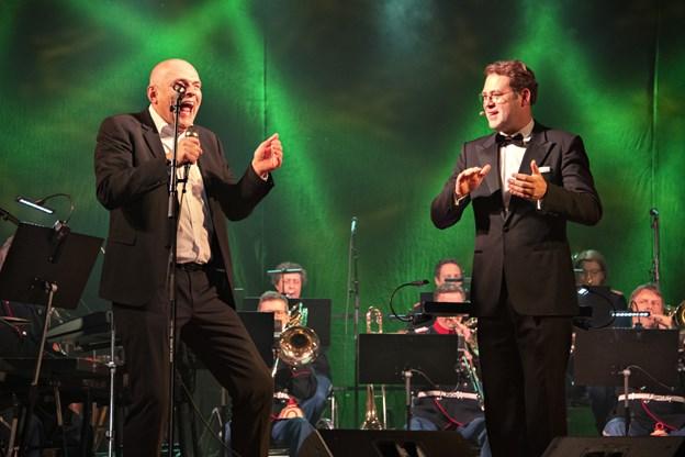 Prinsens Musikkorps har tradition for at lægge vejen forbi Brønderslev med sin nytårskoncert.