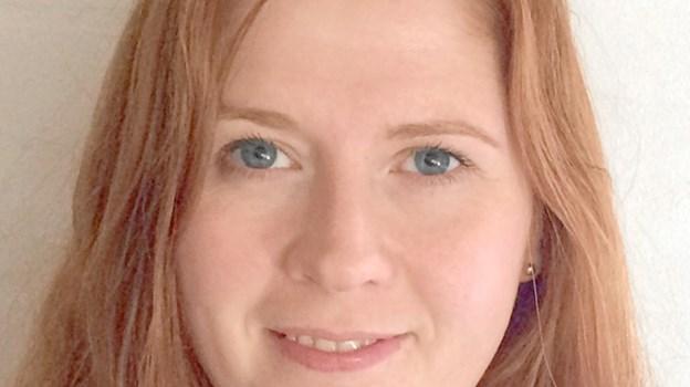 Kristina Kristensen, ny i bestyrelsen. Privatfoto Ejgil