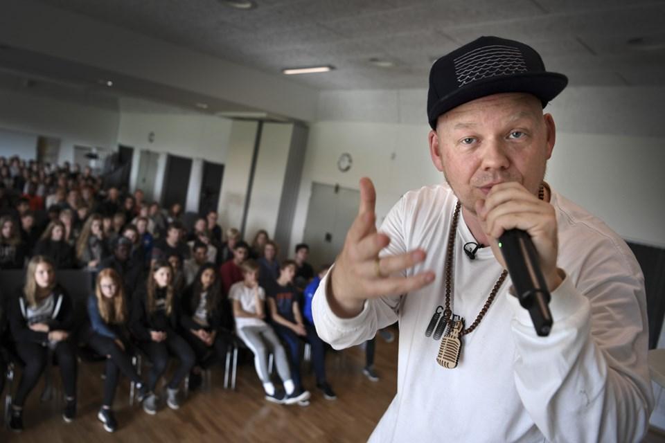 Per Vers giver koncert i Det Musiske Hus. Arkivfoto: Mette Nielsen
