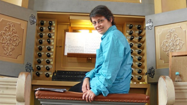 Giulia Biagetti - giver 23. juli sommerkoncert i Mariager Kirke. Privatfoto