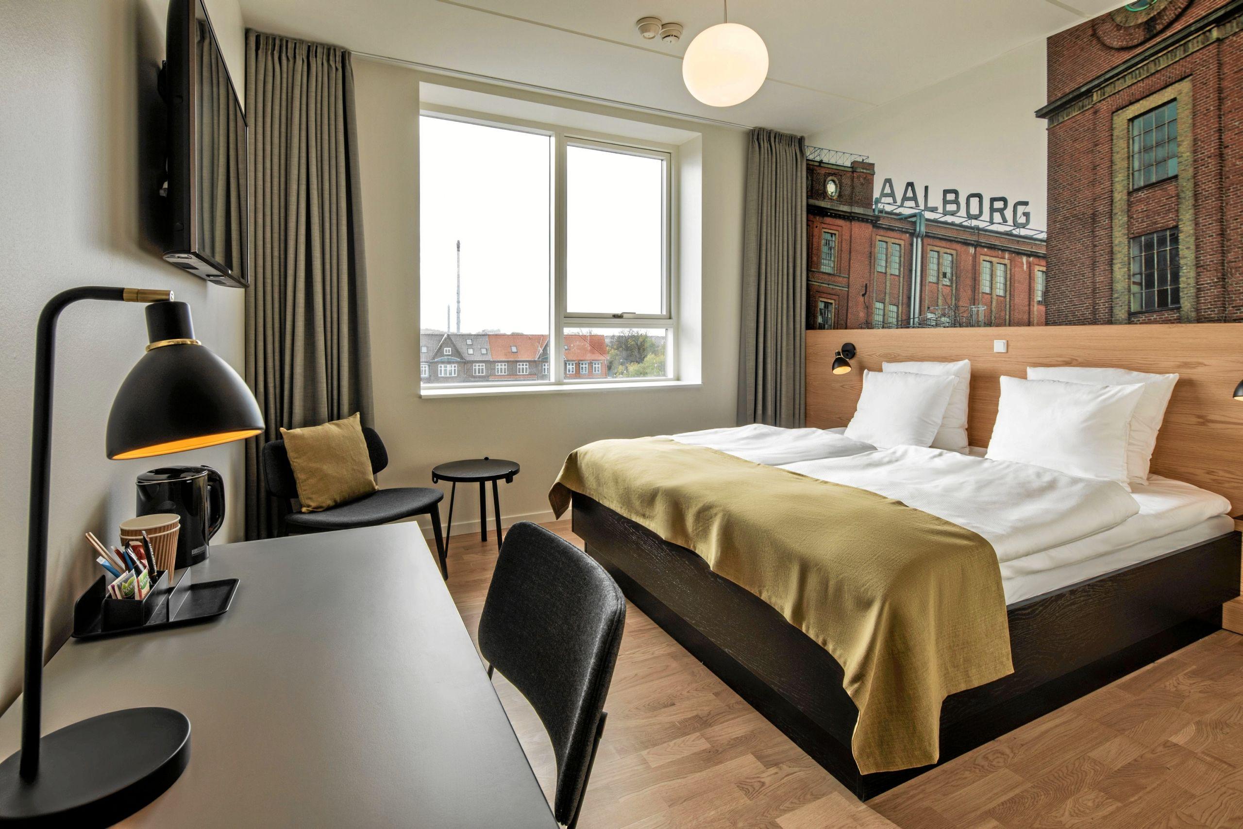 Værelseskapaciteten er blevet fordoblet, og man udvider fra 55 værelser til ikke færre end 110 fordelt på 24 enkeltværelser og 86 dobbeltværelser. Privatfoto