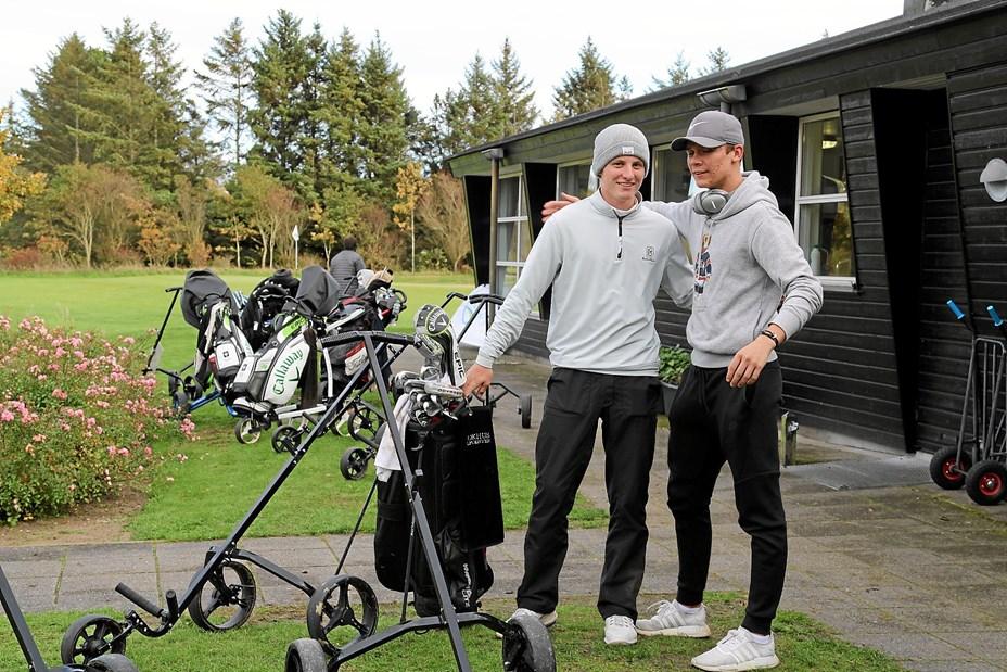 Fine forhold i Blokhus Golfklub