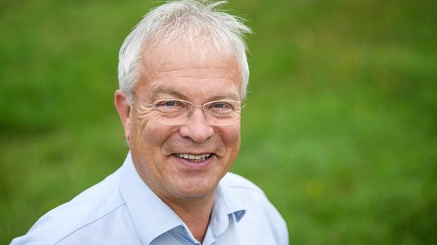 Peter Nielsen: Jeg vil arbejde for, at der vælges mindst en konservativ kandidat i Nordjylland.