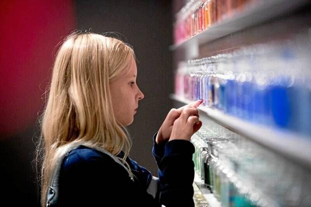 Alkymistens Laboratorium er en sanseudstilling bestående af fire rum, som hver især formidler alkymisternes hemmeligheder i børnehøjde.
