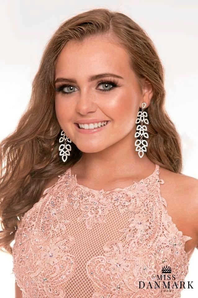 17-årige Mia Mosbæk fra Aalborg stiller op til Miss Danmark konkurrencen. Foto: Christina Anaya/MissDanmark.dk