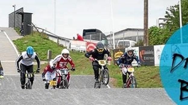 Dragon BMX Hadsund inviterer til DM løb 11. - 12. maj, hvor der er gratis adgang. Foto: Privat. $ID/NormalParagraphStyle: