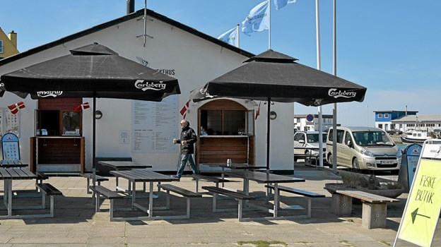 Britisk Avis Hirtshals Restaurant I Top Ti Hirtshalsbindslevavisdk