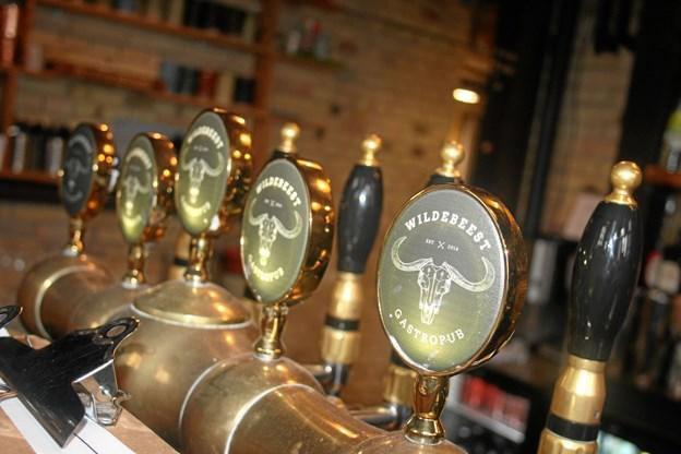 Wildebeest er byens første gastropub, nu bliver den hædret for deres fokus på øl.Foto: Danske Ølentusiaster
