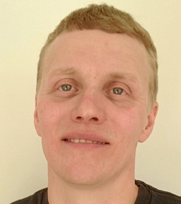 Søren Nørmølle ny i bestyrelsen. Privatfoto