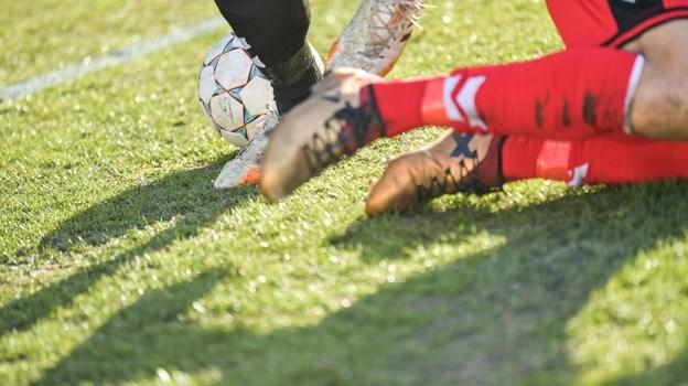 Alle kan være med til en turnering i femmands-fodbold i Stenum.Arkivfoto: Nicolas Cho Meier