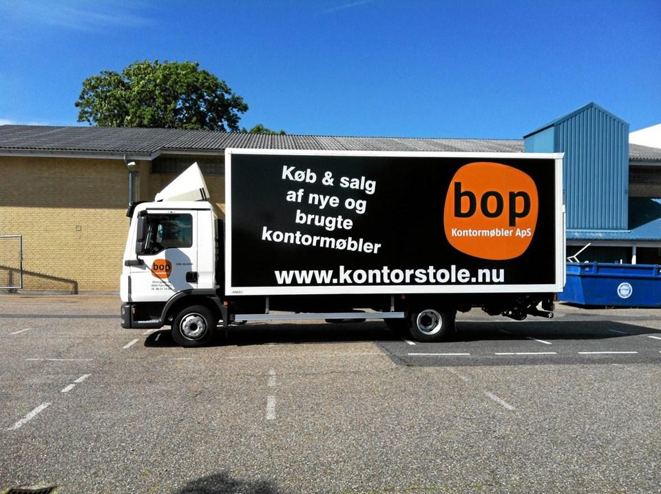 Bop Kontormøbler sælger halvdelen af aktierne til Scan Office og fusionerer. Firmaet skal fremover hedde Scan Office Bop - men skal stadig høre hjemme i Fjerritslev, lige som den nuværende ledelse og medarbejderstab forbliver den samme. Arkivfoto