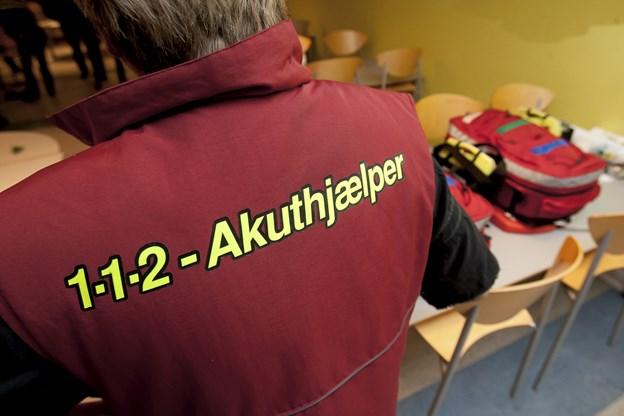 Nu har Østervrå fået tildelt 112 - lokalt - som et udsted. Arkivfoto.