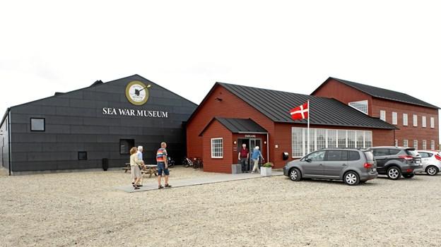 Studiekredsen på Hobro Bibliotek tager mandag 29. april på udflugt til Sea War Museet i Thyborøn. Arkivfoto