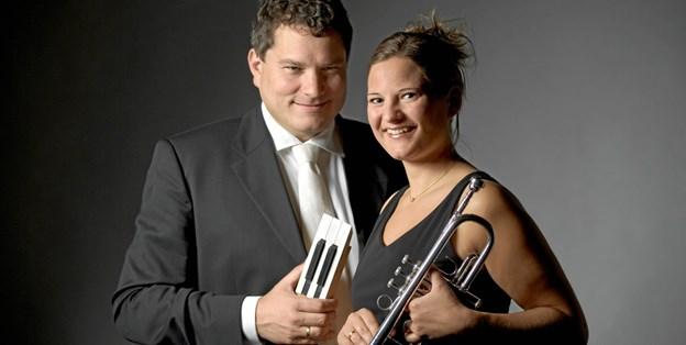Dorthe Zielke og Søren Johannsen                  Privatfoto