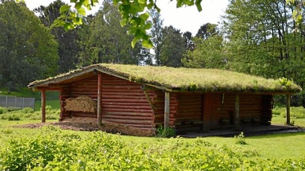 Det gamle bjælkehus trænger virkelig til en udskiftning, så derfor søger bestyrelsen stadig - både flere medlemmer og økonomisk hjælp - til at bygge et nyt. Foto: hhr-freelance.dk