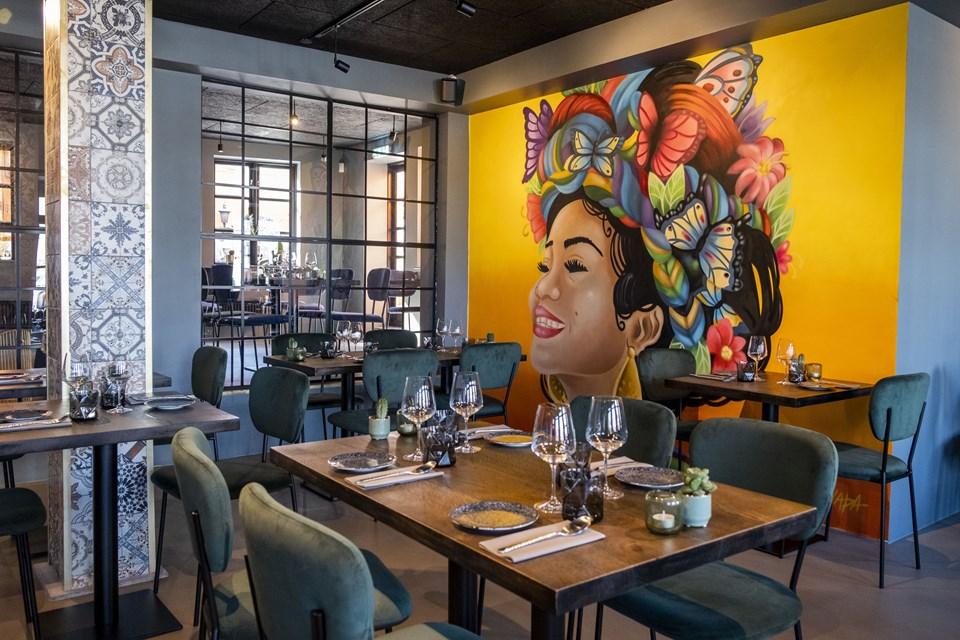 Restaurant Menéndez er klar til at byde gæsterne indenfor. Foto: Lasse Sand
