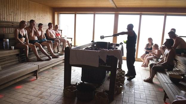 Camilla Frejlev Bæk har lavet gus i Skallerup - hvor billedet her er fra - de seneste fem år
