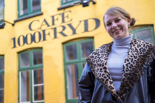 Kulturhuset i Kattesundet var det første Kamilla mødte i Aalborg - og det betyder stadig rigtig meget.