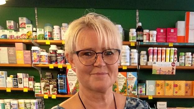 Britta Brogaard glæder sig til demodagen fredag.