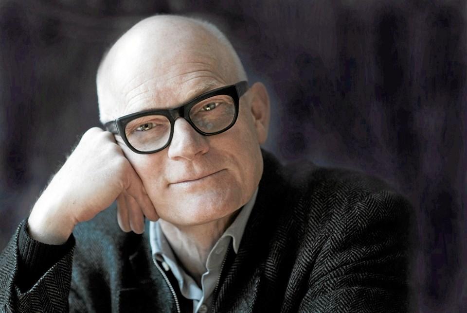 """Lars Johanssons er oprindeligt uddannet filmfotograf. Mød ham på Hjørring Bibliotek til en snak om hans forfatterskab – fra debuten i 2006 til 2018, hvor """"Ved Ishavet"""" udkom. Foto: Per Dreyer"""