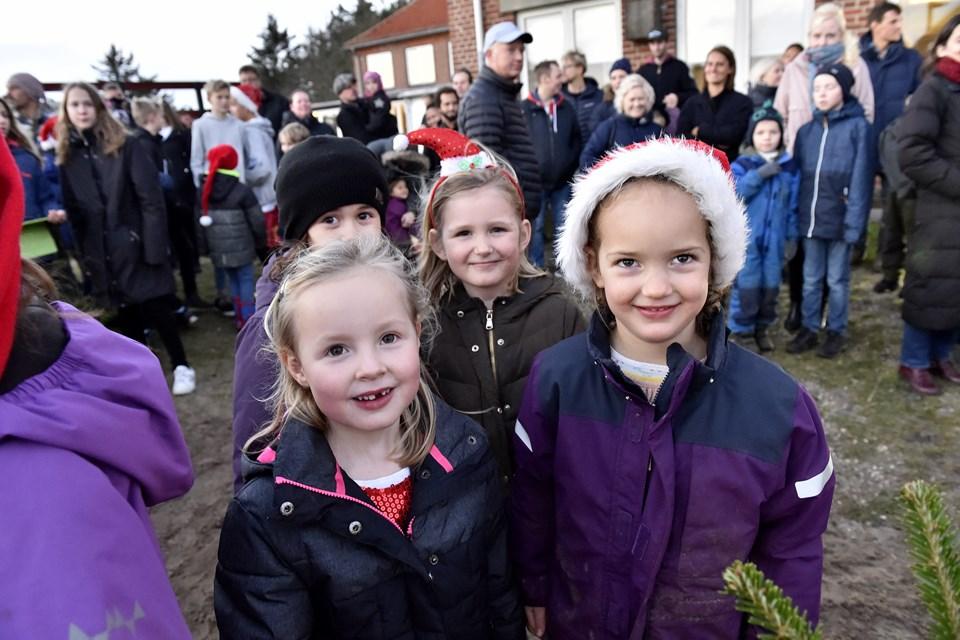 i 2021 vil der være 150 glade børn i Klitmøller Skole og Børnehus. Foto: Ole Iversen
