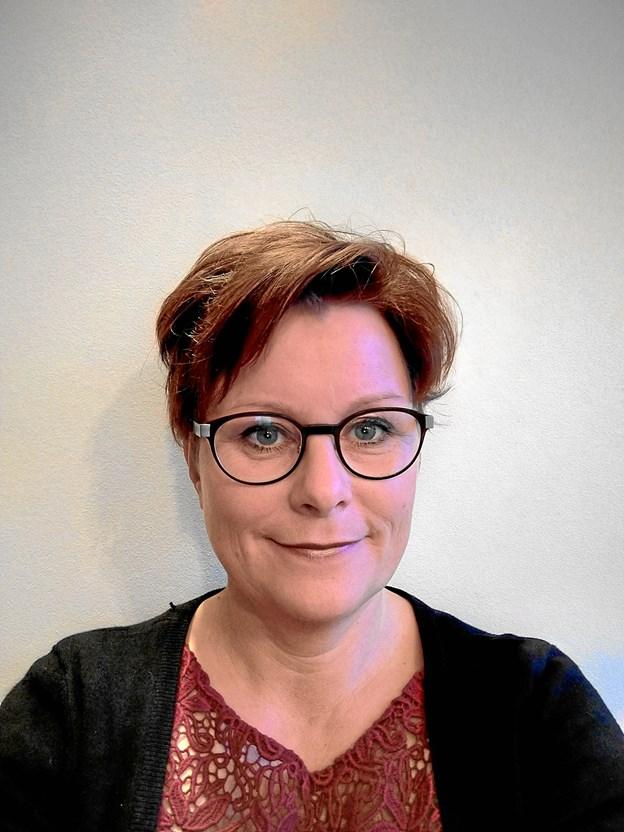 Susanne Gerberg Madsen skal lede det nye friplejehjem i Hobro. Privatfoto