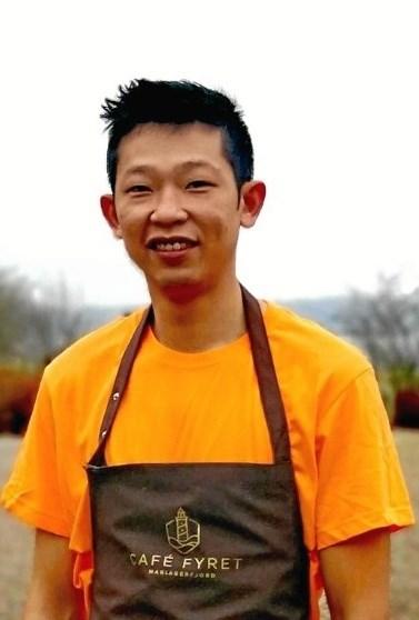 Annu Wangnam, ny forpagter på Cafe Fyret på Kongsdal bliver klar til at åbne 1. april: Foto: privat.