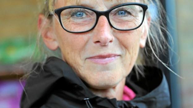 Anette Theil: - Ja, bestemt. Hvis Færøerne ikke ønsker at være med i fællesskabet, så er det helt i orden. Hvis de mener, de kan klare sig uden Danmark, så er vi jo også bedst tjent uden. Foto: Allan Mortensen Allan Mortensen