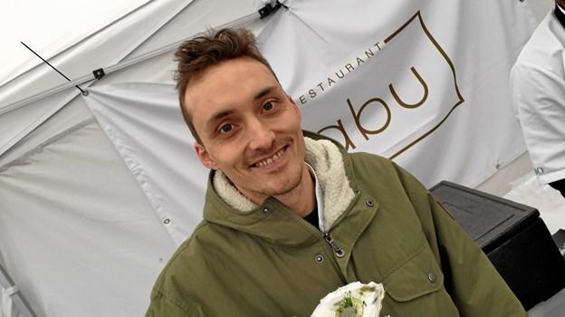 Michael 'Miv' Pedersen fra Restaurant Tabu, er en af dem, man kan møde til Madfestivalen. Privatfoto