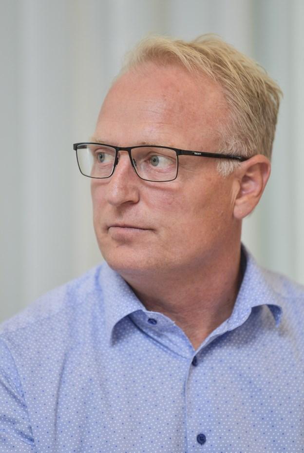 Ifølge Morten Klessen (S), formand for Beskæftigelsesudvalget, er den seneste måling en øjenåbner. Foto: Claus Søndberg